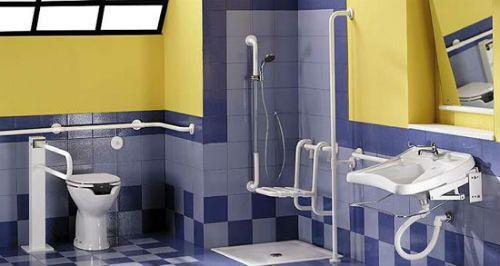 Diseno De Baño Para Discapacitados:Descubre el Diseño de Baños para Discapacitados