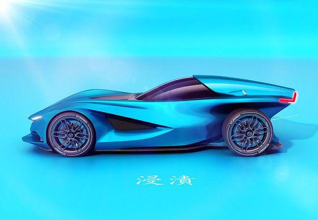 Mazda Shinshi es un automóvil conceptual que se adapta al piloto