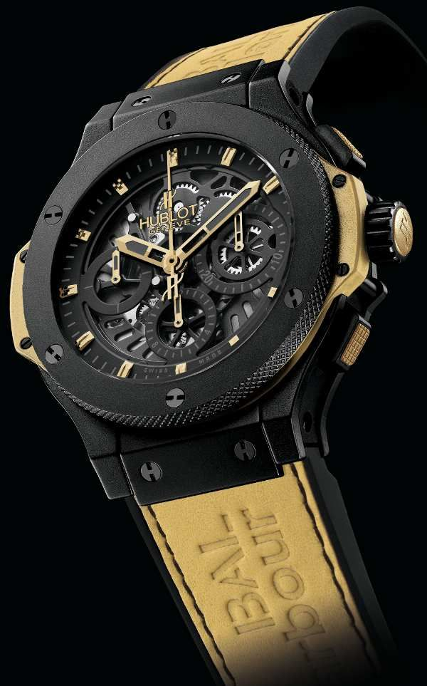 I really love watches, a great piece by hublot
