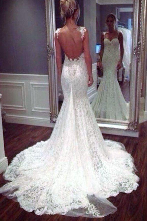 Top 25+ best Open Back Wedding ideas on Pinterest   Open ... - photo #21