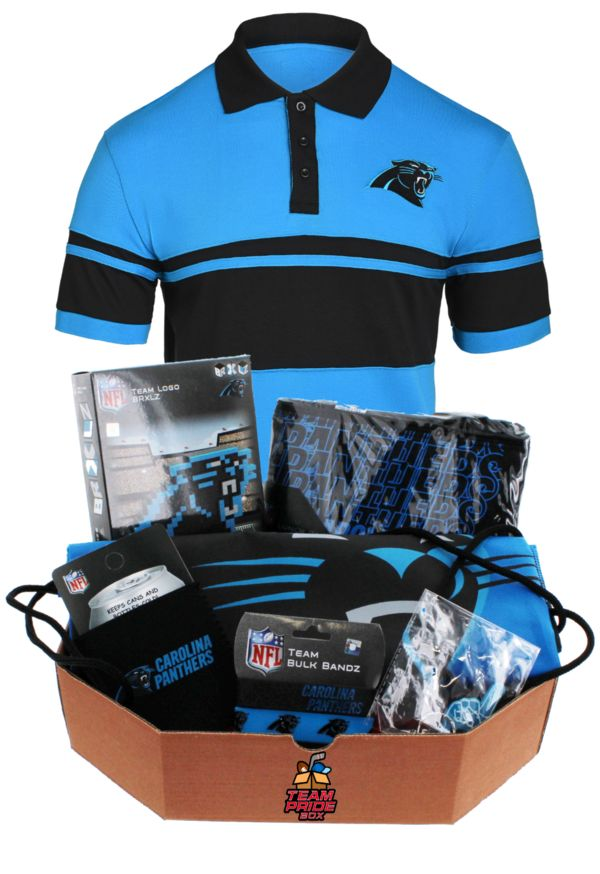 Carolina Panthers Team Pride Box - Father's Day Edition