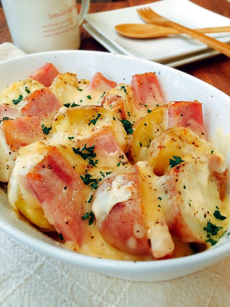 新じゃがいもと厚切りベーコンのマヨグラタン by 津久井 美知子 (chiko) 「写真がきれい」×「つくりやすい」×「美味しい」お料理と出会えるレシピサイト「Nadia | ナディア」プロの料理を無料で検索。実用的な節約簡単レシピからおもてなしレシピまで。有名レシピブロガーの料理動画も満載!お気に入りのレシピが保存できるSNS。