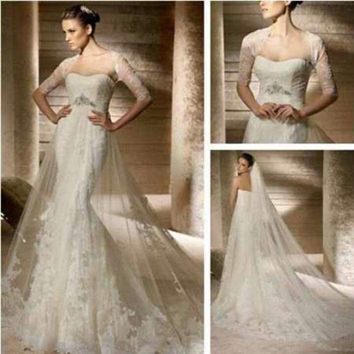Steampunk Wedding Gowns: Steampunk Wedding Dress
