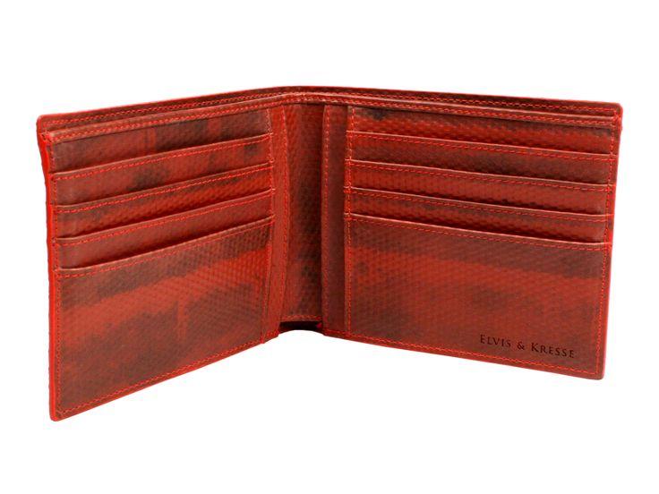 Fire Hose Wallet by Elvis & Kresse | Wallets | AHAlife.com