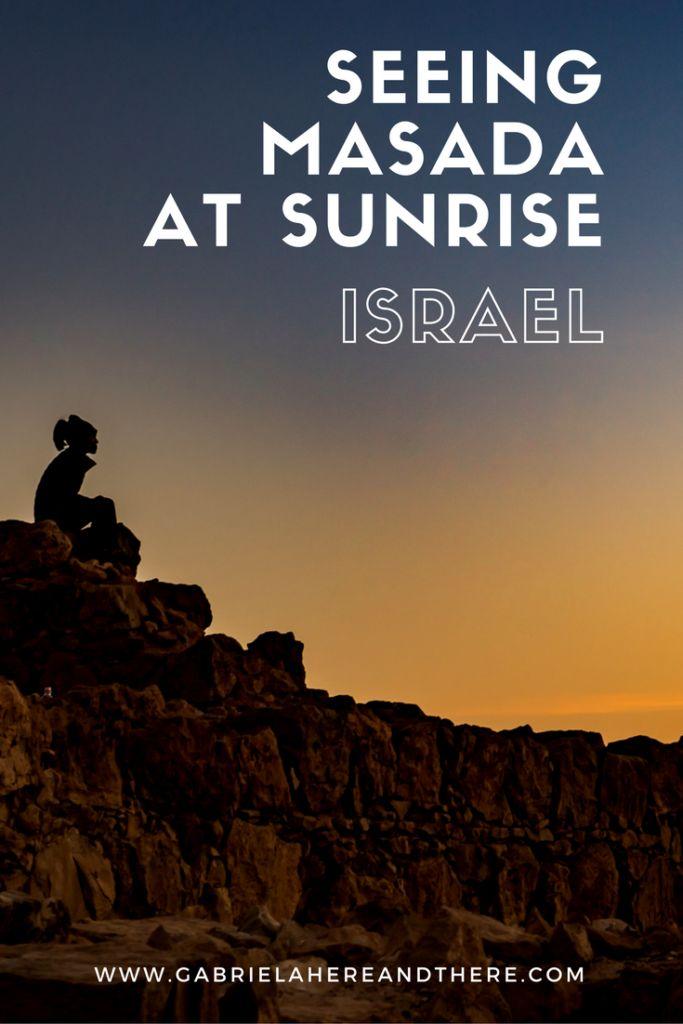 "A full review of Tourist Israel's tour ""Masada Sunrise, Ein Gedi & Dead Sea."""
