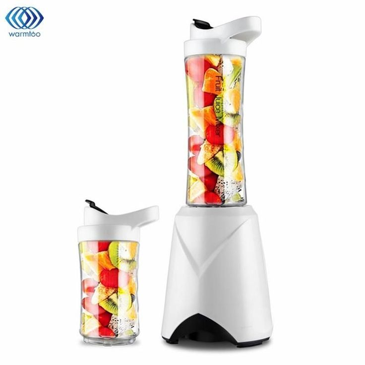 Portable Mini Electric Juicer Small - Smoothie Maker