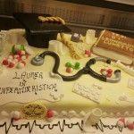 torta di laurea  Pasticceria Impastato