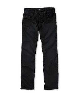 75% OFF DC Boy's Straight BY Jeans (Jet Black)