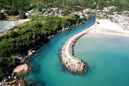 Barra da Lagoa Beach - Florianópolis - Brazil