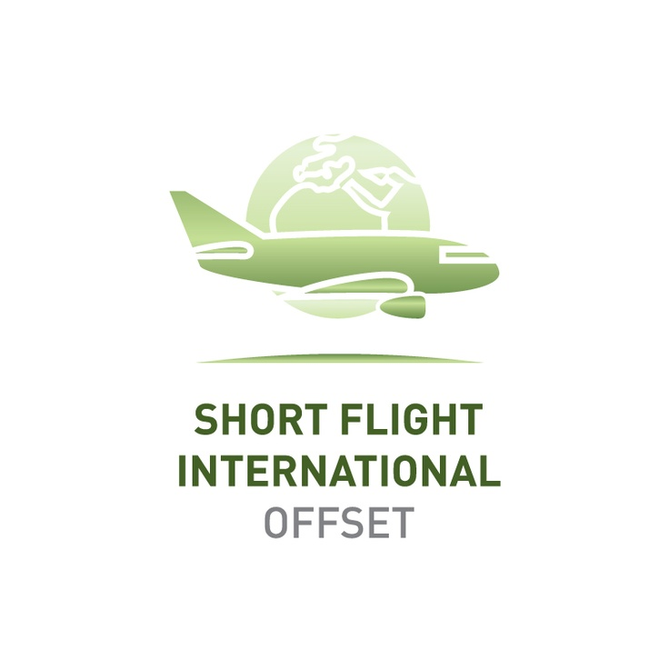 Offset the emissions of a short international flight    Greenfleet will plant enough native trees to capture 4.3 tonnes CO2-e, the average emissions produced by one short international flight.    Visit http://www.greenfleet.com.au/PurchaseOffset/tabid/132/CatID/2/Individual.aspx
