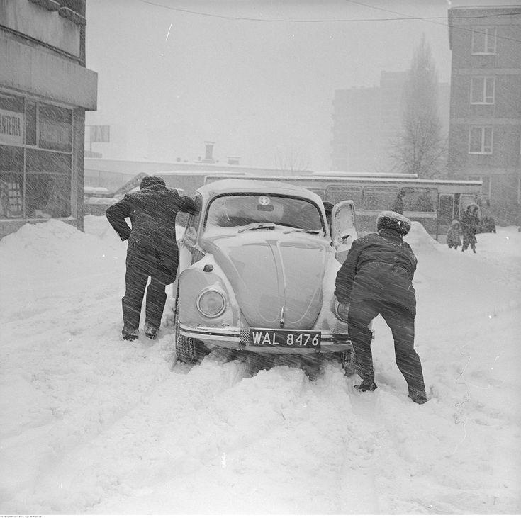Sorry, taki mamy klimat. Jest zima, więc musi być zimno - a kiedyś było jeszcze gorzej