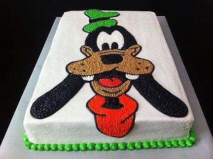 Garsh!  it's a Goofy Birthday