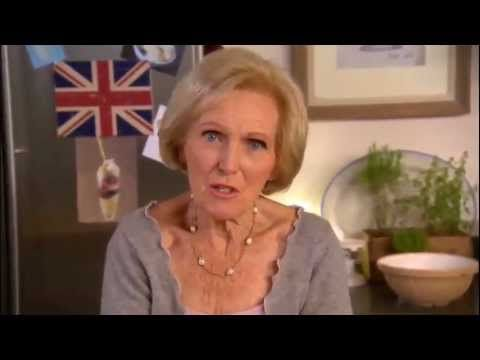 Mary Berry S Basic Ice Cream Recipe Summer Scoops