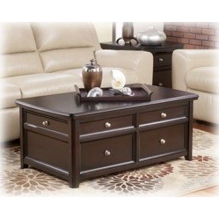 Carlyle Coffee Table With Lift Top