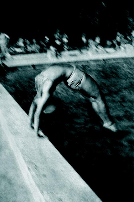 472 × 709 - Ideal City, c. 1960. Gelatin silver print 24x30cm.