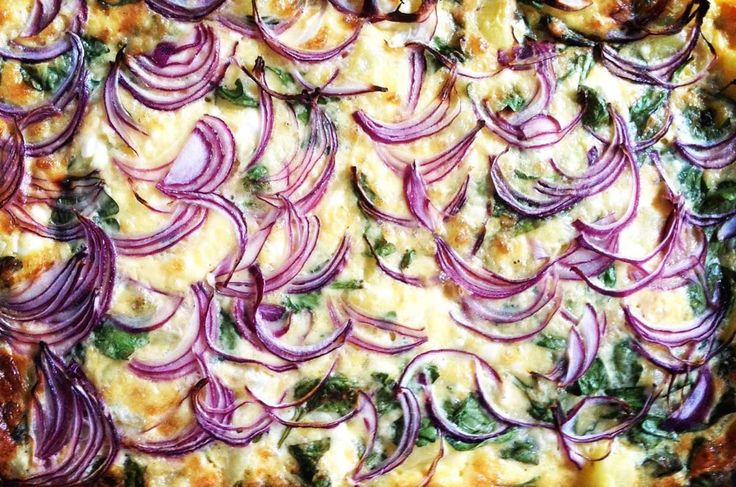 Brenda Janschek - Potato Frittata Feature