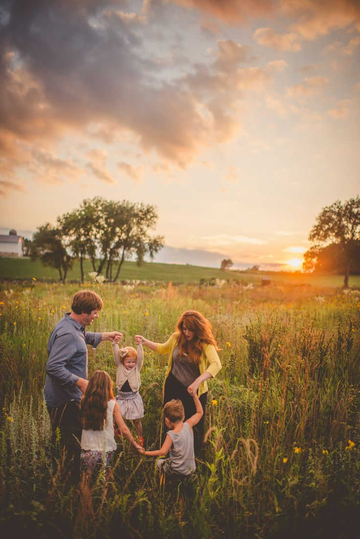 Image result for family outdoor happy