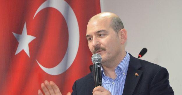 Bakan Soylu'dan terörle mücadelede kararlılık mesajı