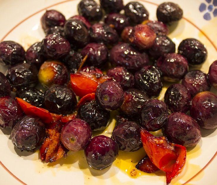 Olive nere fritte - IoPreparo - Associazione Enogastronomica Mediterranea | IoPreparo.com