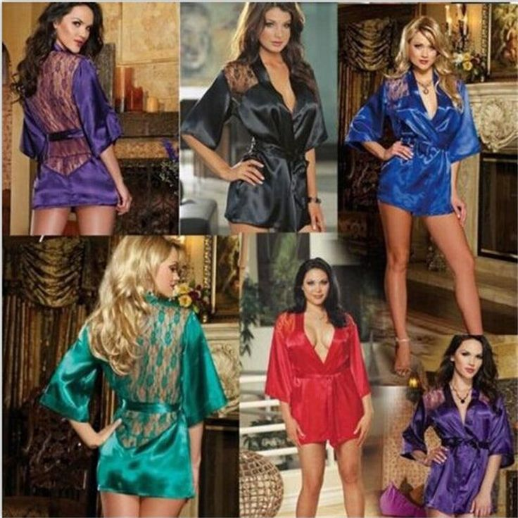 4Color!! Vintage Sexy Lingerie Shirt Sleepwear Adult Black Dress Nightwear Babydoll Fast shipping Plus Size S/M/L/XL/XXL/XXXL