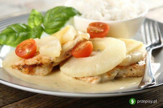 Pierś z kurczaka po alpejsku #chicken #cooking #dinner