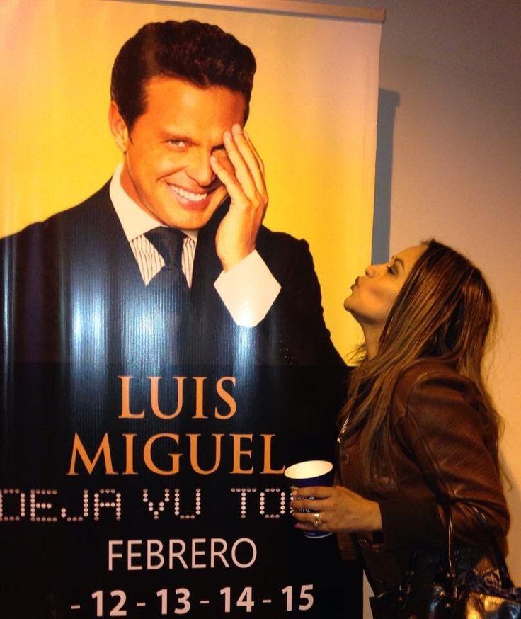 #Fresicienta en el #Concierto de #Luis #Miguel #luismi