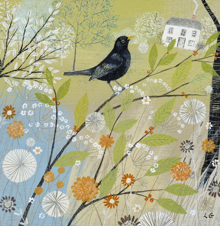 Homes & Gardens Portfolio | Lucy Grossmith | Heart To Art