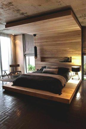 Les 25 meilleures id es de la cat gorie lit alinea sur for Decoration chez soi chambre coucher