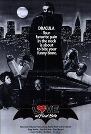 Watch Love At First Bite Online Free. This vampire spoof has Count Dracula moving to New York to find his Bride, after being forced to move out of his Transylvanian castle. There with the aid of assistant Renfield, he stumbles ...