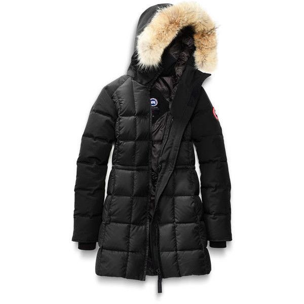 Beechwood Parka Canada Goose ($1,150) ❤ liked on Polyvore featuring outerwear, coats, parka coat, canada goose parka, canada goose coats and canada goose