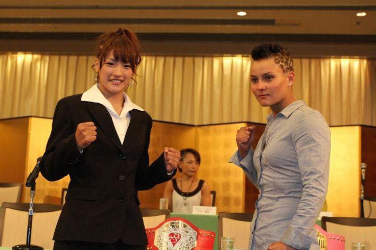 lorena klijn vs RENA S-cup 2013 | kick boxing shoot boxing