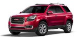 2013 GMC Acadia - Crystal Red Tintcoat