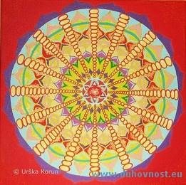 QiAtelje.Izdelava mandal in energijskih slik, zdravilna umetnost, terapije naravnega zdravljenja, karmična diagnostika, intuitivna svetovanja, šamanske delavnice, živalske esence Wild Earth™ . http://duhovnost.eu/sl/Izvajalci_terapij/QiAtelje/