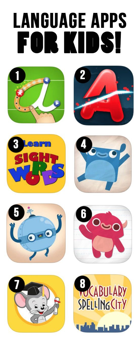 Best letter learning and reading apps for kids!
