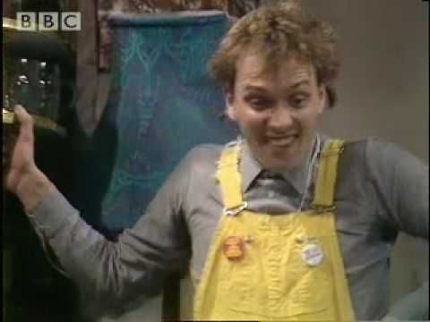 "The party - The Young Ones - BBC comedy...was my favourite as a teenager. Love this episode ""It's gone all big!"" haha!"