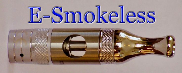 E-Smokeless logo for Facebook