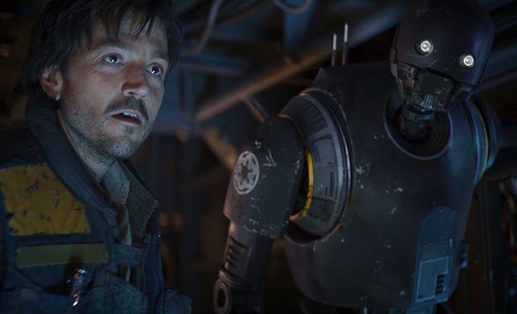 Rogue One: Uma História Star Wars | Assista Agora o Novo Trailer!