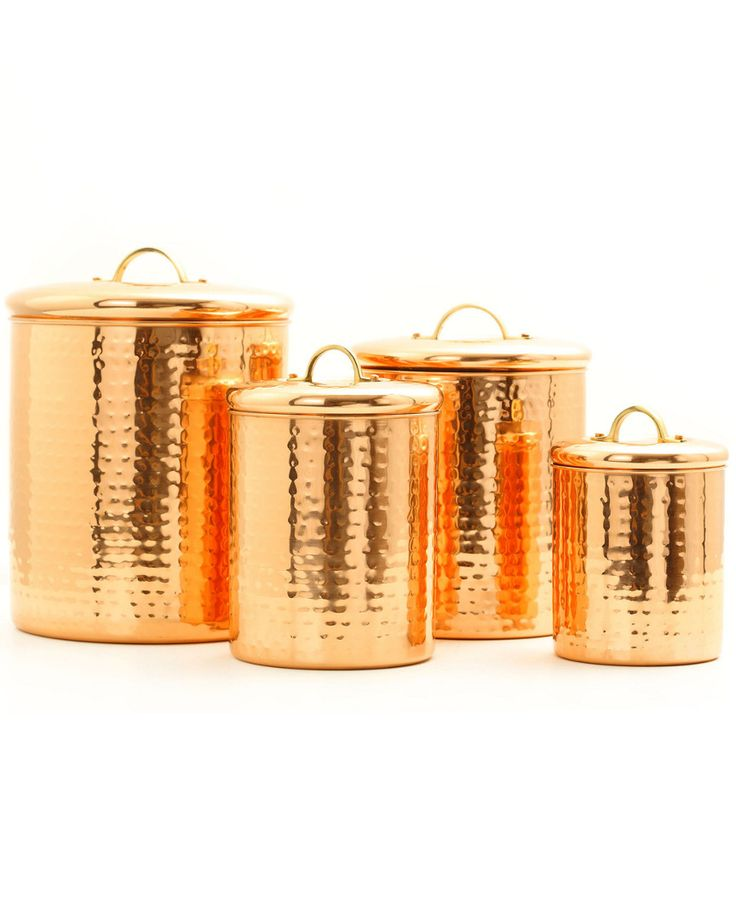 Old Dutch 8pc Canister Set is on Rue. Shop it now.