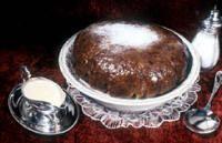 Scottish Recipes: Cloutie Dumpling
