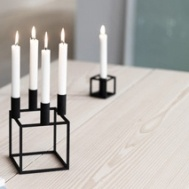 Cube candle holders
