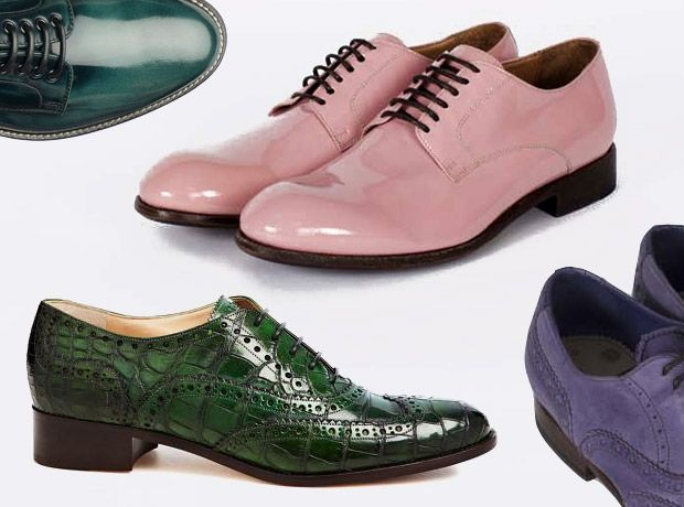 Man-style shoes for women: a time-travelling device in the world of fashion ~ Arabs Cool Costumes