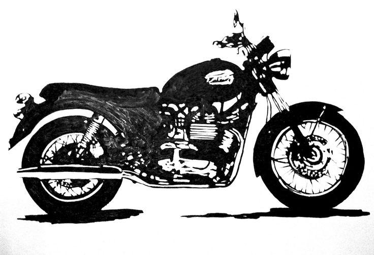 Triumph - olio su tela