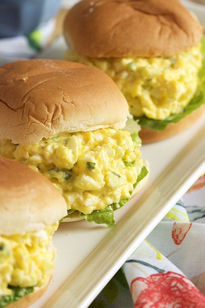 Turn those not so perfect hard boiled eggs into the perfect comfort classic...the very BEST Egg Salad recipe is perfect every single time. So easy and ready in minutes. | @suburbansoapbox