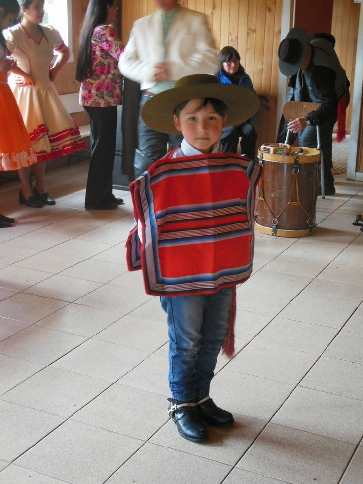 Our Chilean Adventure : The traditional Chilean dance - Cueca