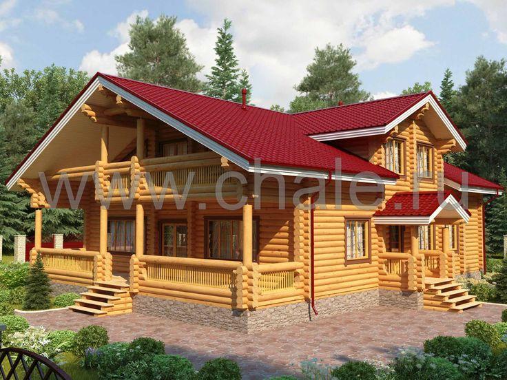 Александр - Деревянные дома из бруса. Отличный выбор домов по оптимальным ценам