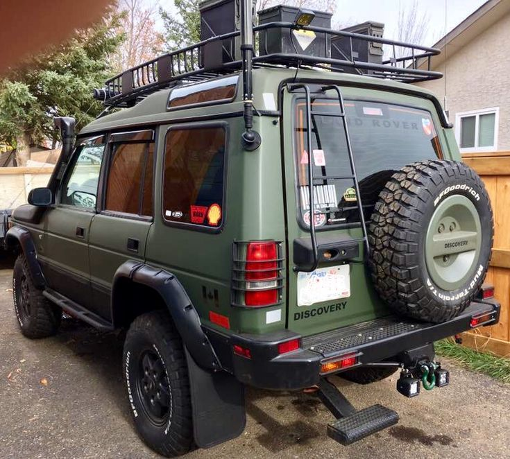 170 Best Images About Land Rover Discovery On Pinterest: 1164 Best Land Rover Discovery 1 & 2 Images On Pinterest
