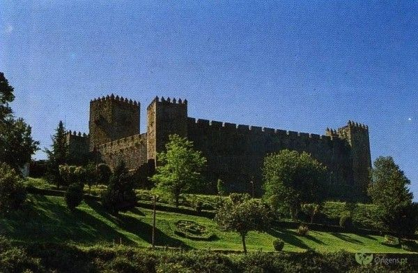 Castelo do Sabugal, Portugal