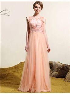 Floor-Length Spring Sleeveless Winter Zipper-up Summer Pink Glamorous & Dramatic Dress