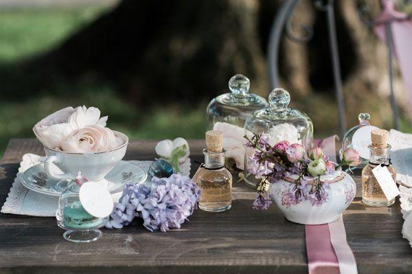 Un matrimonio ispirato a Sogno di una notte di mezza estate | Wedding Wonderland