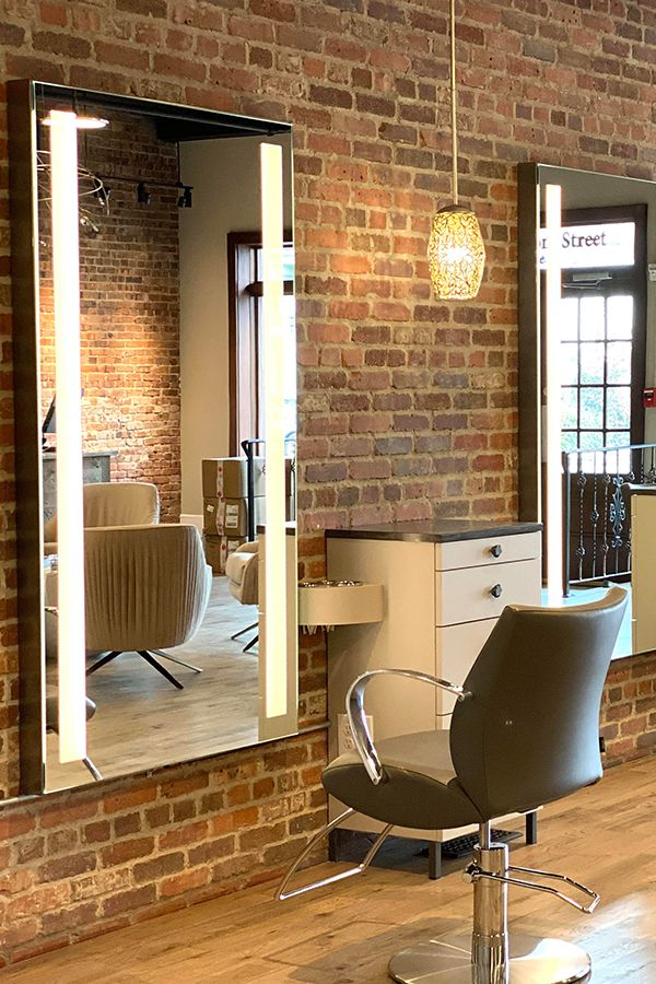 The Ultimate Luxury Experience For All Salon Environments Salon Interior Design Beauty Furniture Interior Design Firms